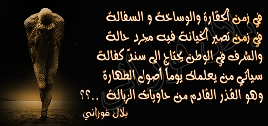 زمن الاوطان العربية
