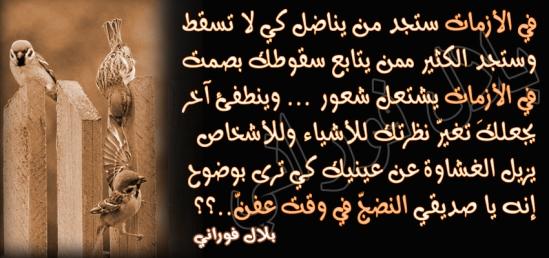 يا خسارة يا عرب